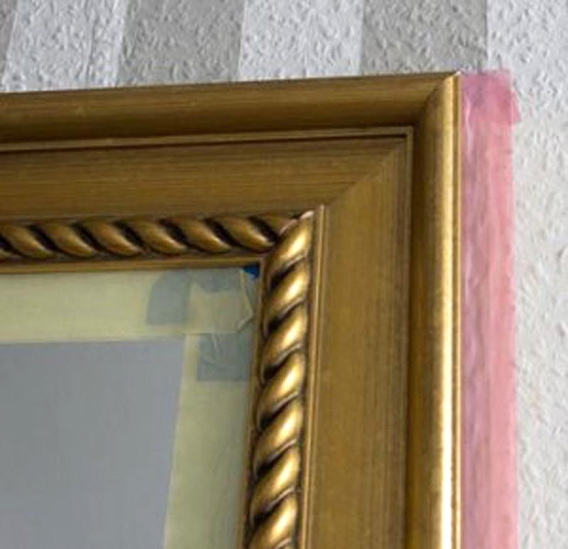 Spiegel wird zum Vintage Zauberspiegel - kreativ-welt.de